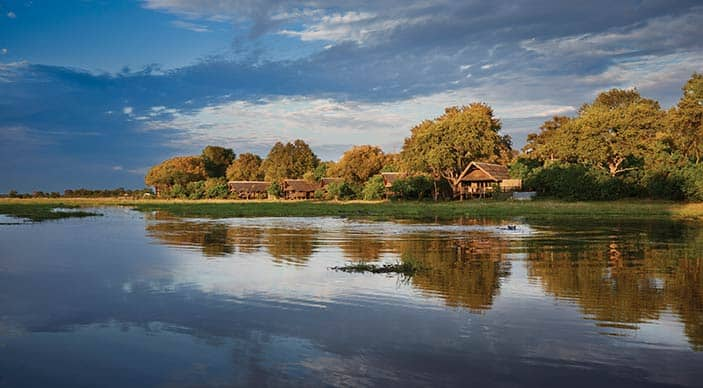 Moremi special offer at Belmond Khwai River Lodge