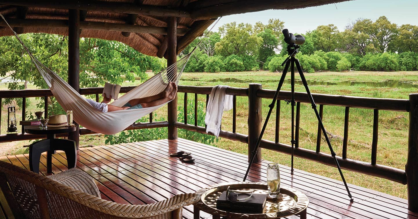 Belmond Khwai River Lodge Near Moremi Game Reserve