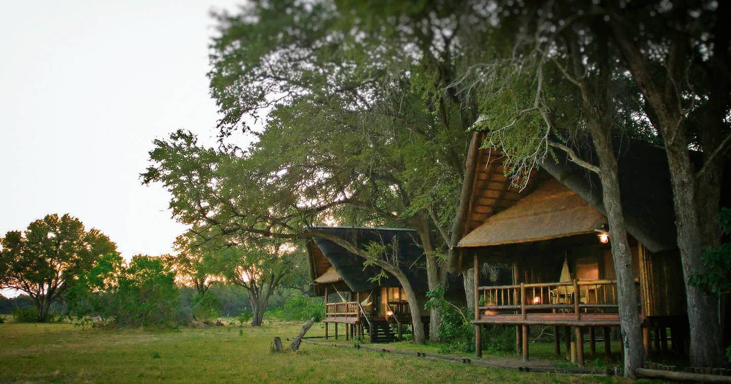 Belmond Khwai River Lodge for a Botswana Safari
