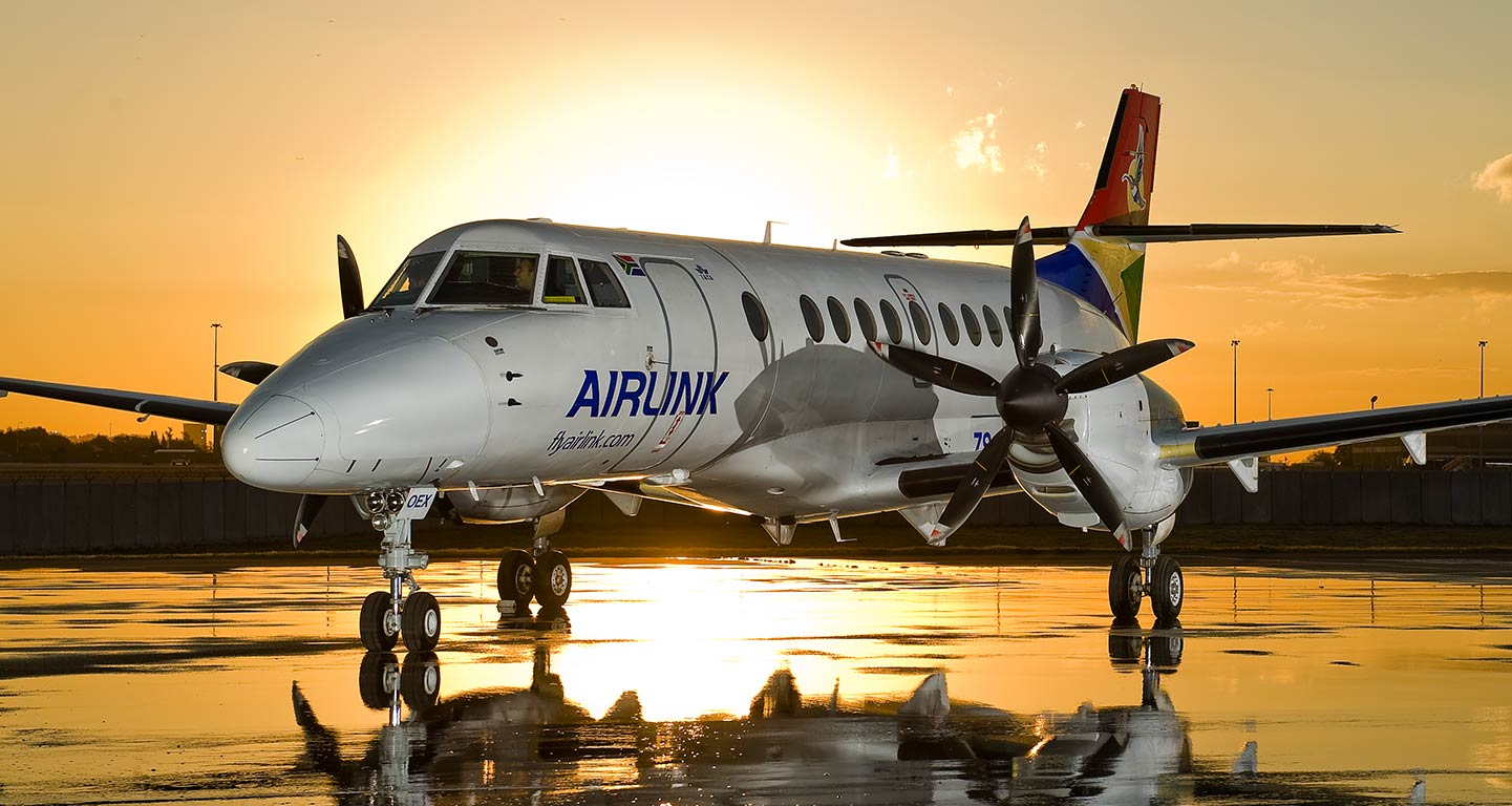 Airlink flights to Moremi