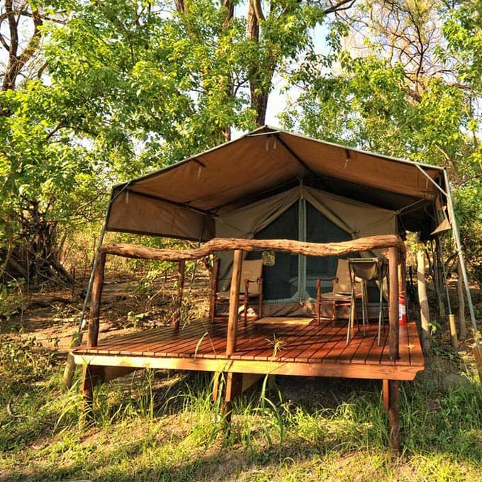 View Khwai Tented Camp