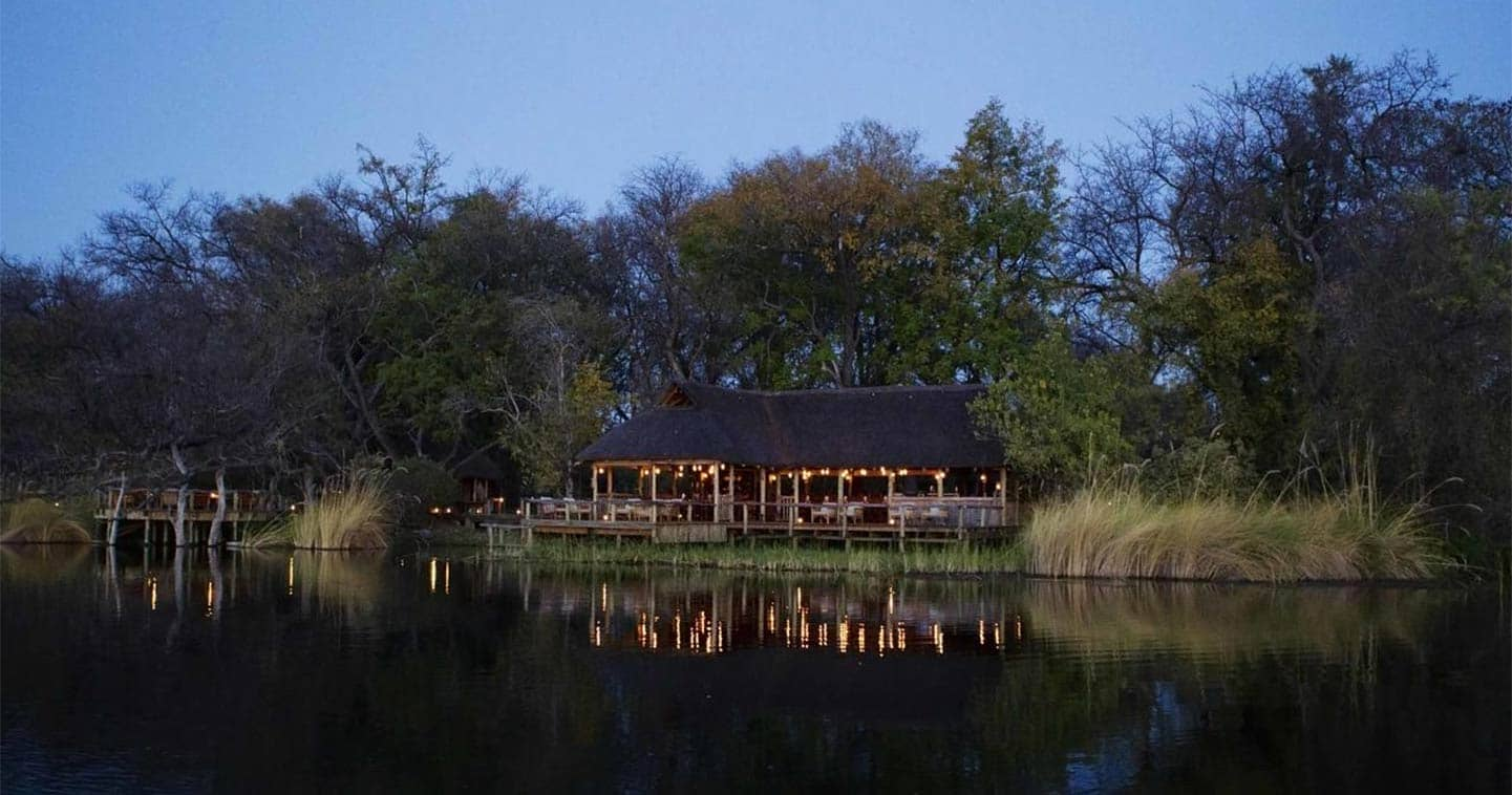 Enjoy a Luxury Safari in Moremi Game Reserve an Stay at Camp Xakanaxa