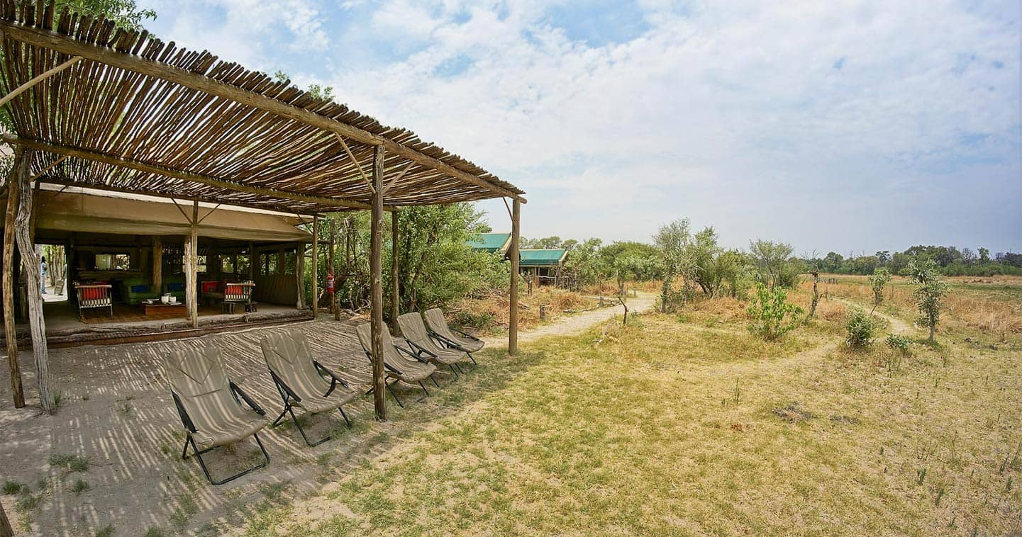Sango Safari Camp in Moremi Botswana