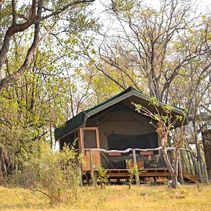 View Sango Safari Camp information